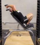 Incline Triceps Extension