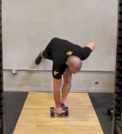 Single Leg Dumbbell Deadlift