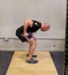 Two-Arm Bent-Over Dumbbell Row