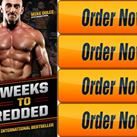 Pre-Order for The Dolce Diet: 3 Weeks to Shredded (Revised) is Now Open!
